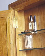 Medicine Cabinet Interior